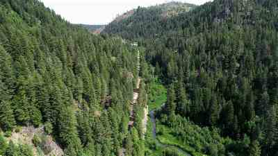 Newport Residential Lots & Land For Sale: Xxx Little Spokane River Rd