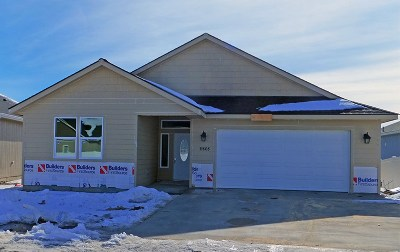 Spokane Valley WA Single Family Home New: $349,750