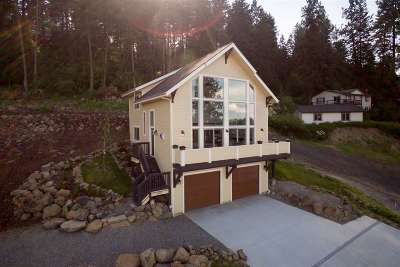 Coeur D Alene Single Family Home For Sale: 1013 S Millview Ln