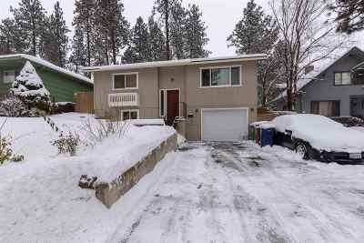 spokane Single Family Home Ctg-Inspection: 3306 E 17th Ave