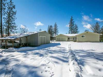 Nine Mile Falls WA Single Family Home New: $317,500