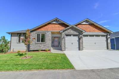 spokane Single Family Home New: 5102 S Lincoln Way