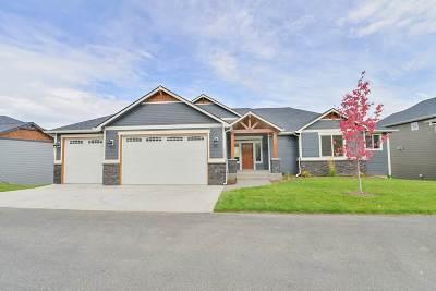 Spokane Single Family Home For Sale: 5106 S Lincoln Way