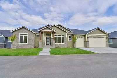 Spokane Single Family Home For Sale: 5110 S Lincoln Way