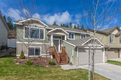 spokane Single Family Home New: 1718 S Canyon Woods Ln