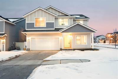 Spokane Valley WA Single Family Home Ctg-Inspection: $335,000