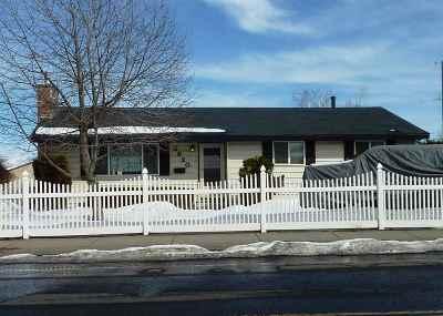 spokane Single Family Home New: 6820 N Standard St