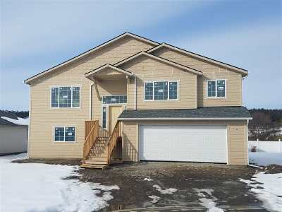 Spokane Valley WA Single Family Home New: $329,900