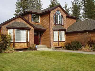 Spokane Single Family Home For Sale: 5704 W Old Fort