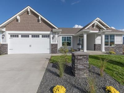 Spokane Valley WA Single Family Home New: $430,555