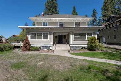 Spokane Single Family Home For Sale: 524 W 15th Ave