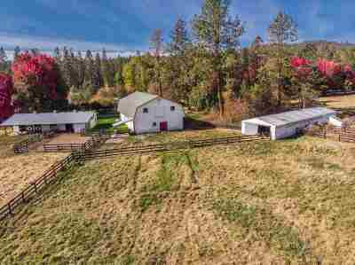 Kootenai County, Spokane County Commercial New: 23720 N Crescent
