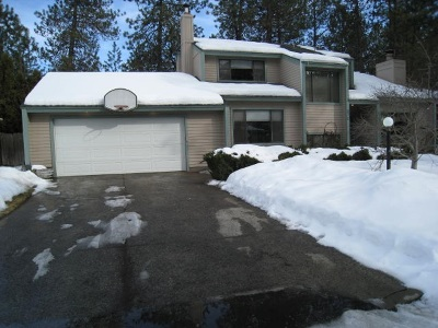 Spokane Valley WA Single Family Home New: $299,900