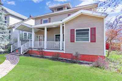 Spokane Single Family Home Chg Price: 1921 W 10th Ave