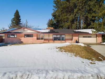 Spokane Valley WA Single Family Home Ctg-Inspection: $327,900