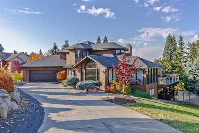spokane Single Family Home New: 5406 S Glendora Dr