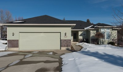 Single Family Home New: 115 S Mitchell Ct