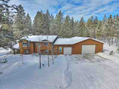Nine Mile Falls WA Single Family Home New: $360,000