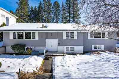Spokane Single Family Home New: 2923 W Weile Ave