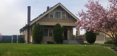 Spokane Single Family Home New: 705 W Glass Ave