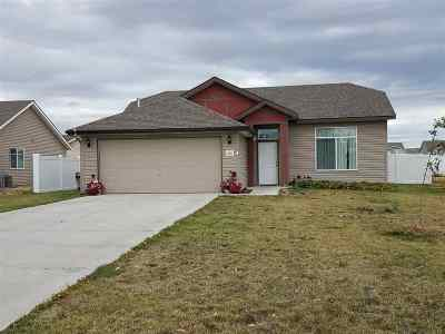 Airway Heights WA Single Family Home New: $229,999