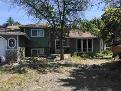 Spokane Valley Single Family Home For Sale: 3501 S Loretta Dr
