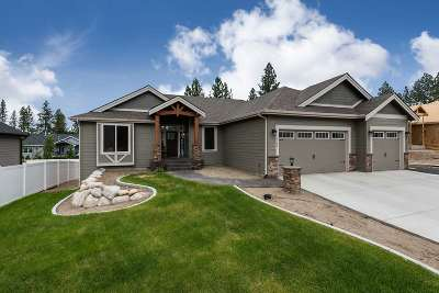 Spokane Single Family Home New: 5120 W Decatur Ave