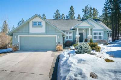 Spokane WA Single Family Home Ctg-Inspection: $524,900