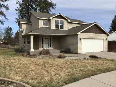 Medical Lake WA Single Family Home Sold: $287,900