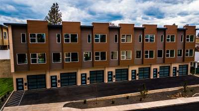 Spokane County Condo/Townhouse Ctg-Inspection: 648 S Garfield St #648