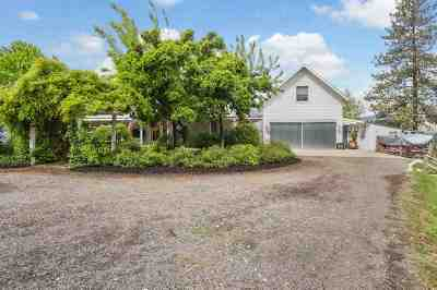 Hunters Single Family Home For Sale: 4482 S Wa-25 Hwy