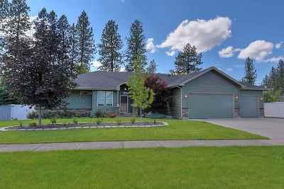 Spokane Single Family Home New: 10515 N Russett Dr