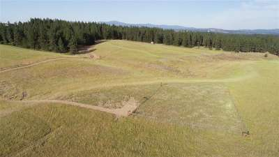 Spokane Residential Lots & Land New: W Ballard Rd