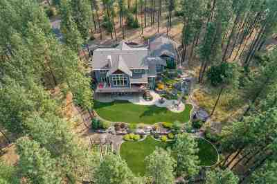 Spokane WA Single Family Home Ctg-Inspection: $1,100,000