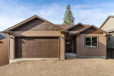 Spokane Valley Single Family Home For Sale: 4921 E 16th Ln
