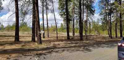 Nine Mile Falls Residential Lots & Land For Sale: Xx Fir Lane Way