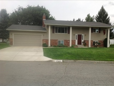 Spokane Valley Single Family Home For Sale: 11020 E 33rd Ave
