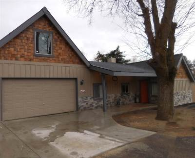 Spokane Valley Single Family Home Ctg-Sale Buyers Hm: 13812 E Rockwell Ave