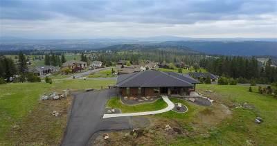 Spokane Single Family Home For Sale: 4710 W Justin Ln