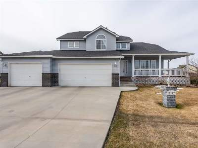 Spokane Valley Single Family Home Bom: 3312 S Woodlawn Dr