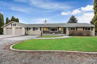 Spokane Valley Single Family Home Ctg-Sale Buyers Hm: 1012 S Rotchford Dr