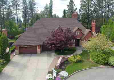 Spokane WA Single Family Home For Sale: $1,100,000