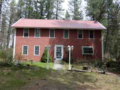 Cheney Single Family Home For Sale: 21603 S Cheney Spangle Rd
