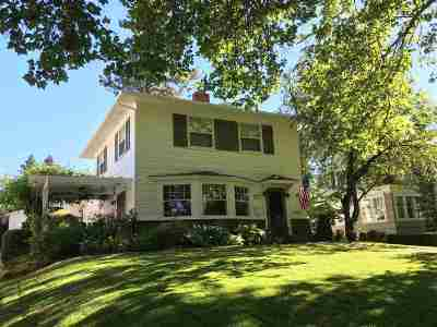 Spokane Single Family Home For Sale: 423 W 24th Ave