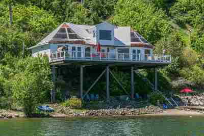 Coeur D Alene Single Family Home For Sale: 308 W Steamboat Dr