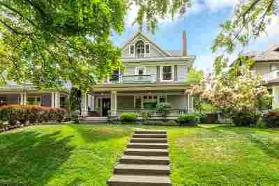 Spokane, Spokane Valley Single Family Home For Sale: 1923 W 9th Ave