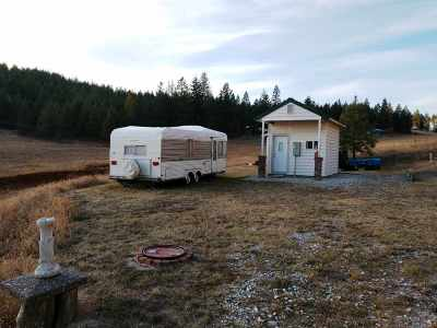 Chewelah Mobile Home For Sale: 2743 Highline Rd