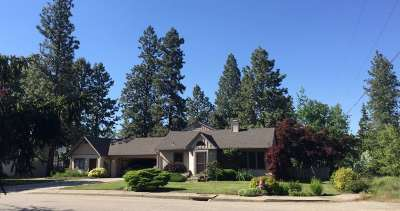spokane Single Family Home Ctg-Inspection: 4249 E 20th Ave