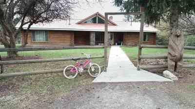Fruitland Single Family Home For Sale: 6271 Miller Mountain Rd