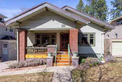 spokane Single Family Home Ctg-Inspection: 305 E 19th Ave